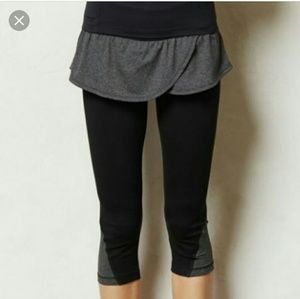 Anthropologie Leggings